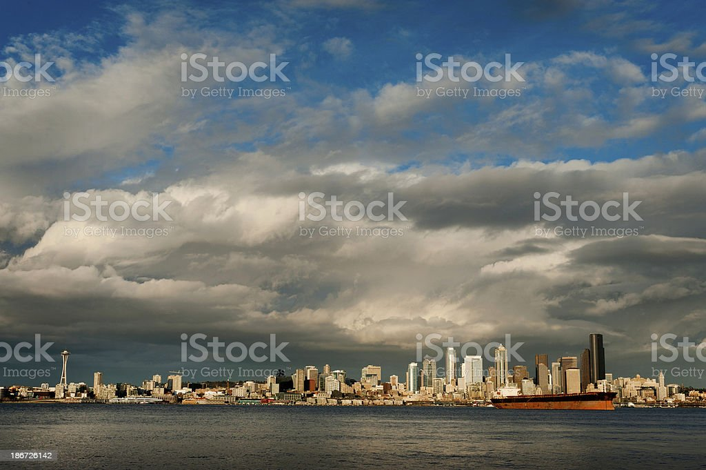 Seattle, Washington stock photo