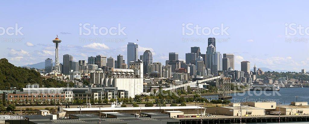 Seattle, Washington, USA stock photo