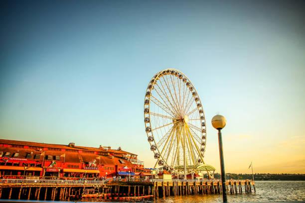 Seattle Great Wheel – Foto