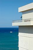 sea view apartment overlooking Waikiki