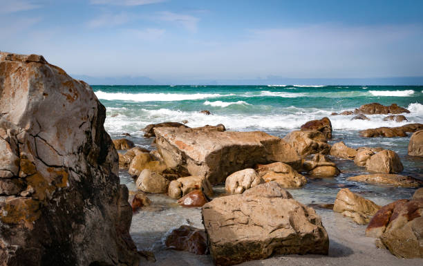 Seaview stock photo