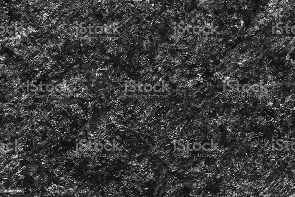 Seaweed texture for abstract background stock photo