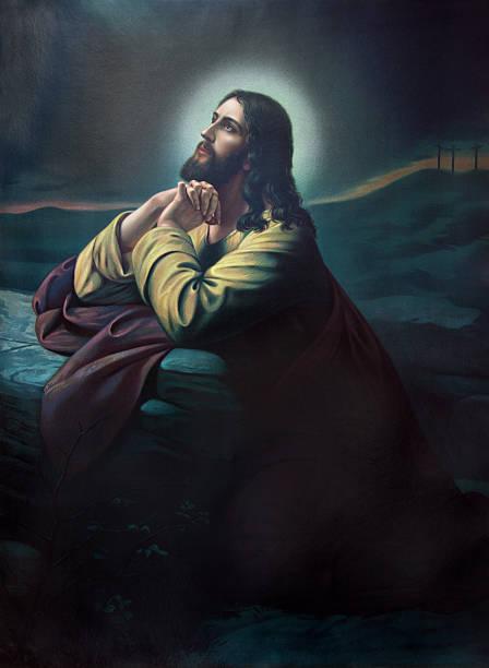 Sebechleby à la prière de Jésus de Gethsémani - Photo