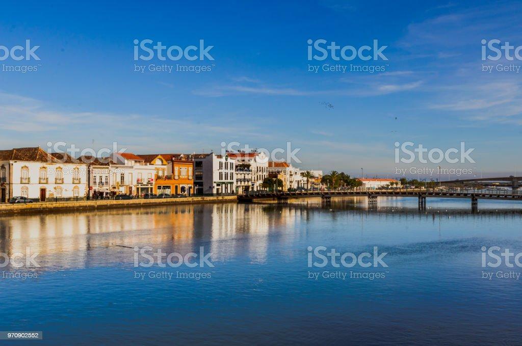 Seca River stock photo