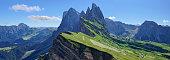 Seceda (Dolomiti - Italia)