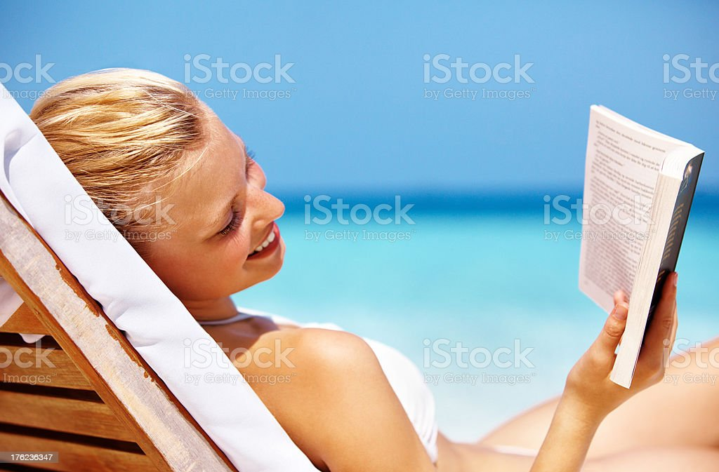 Secluded getaway royalty-free stock photo