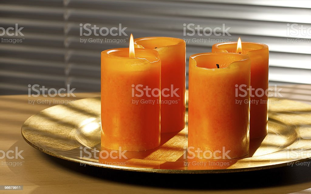 Second advent royalty-free stock photo