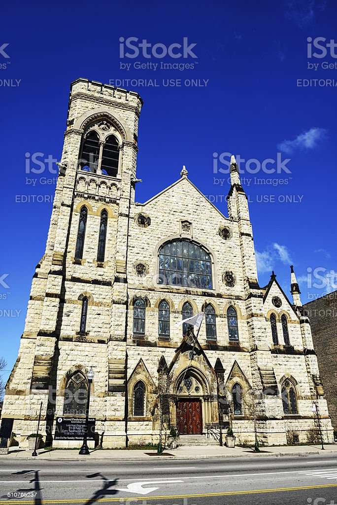 Eglise Second Presbyterian Church à Chicago - Photo