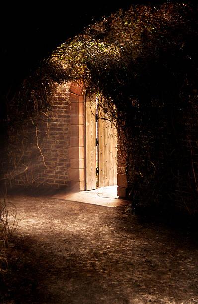 secret garden v2007 - der geheime garten stock-fotos und bilder