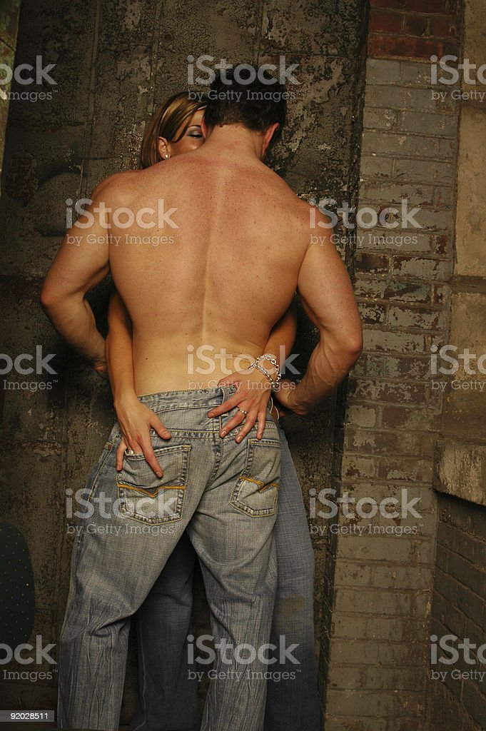 secret rendevous stock photo