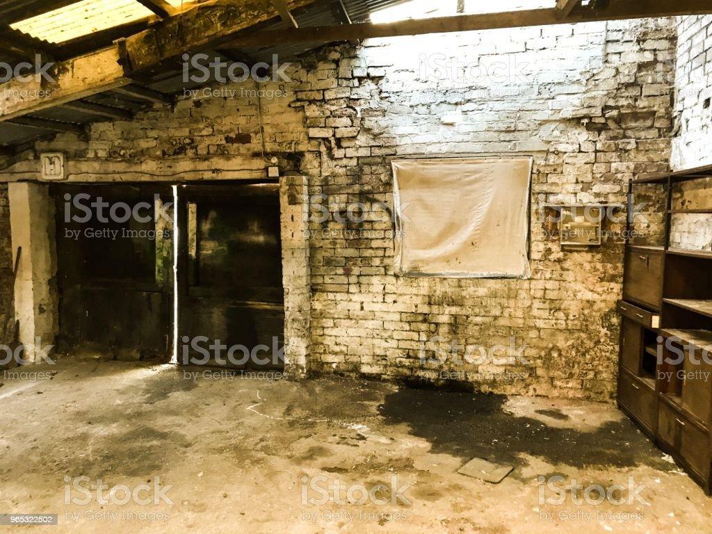Secret room royalty-free stock photo