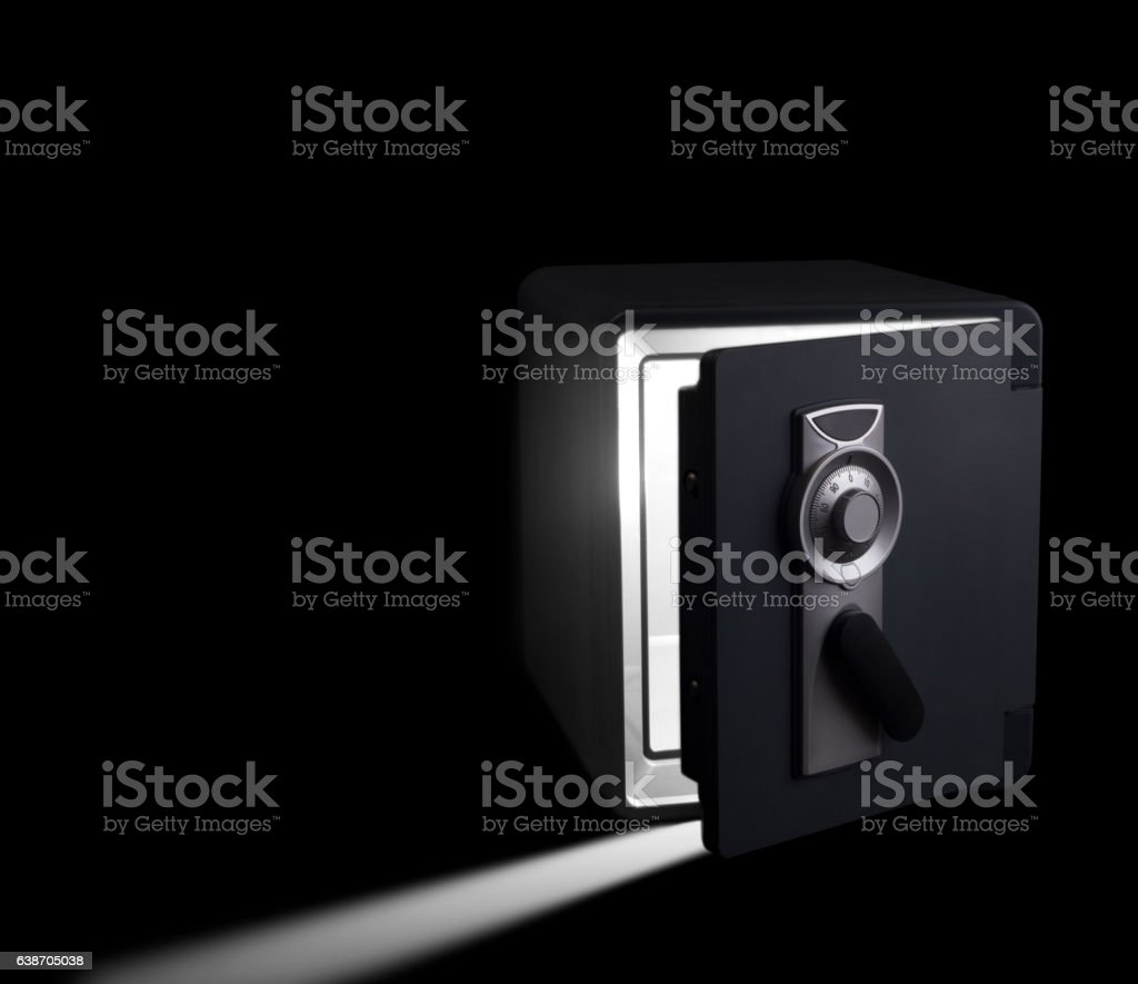 Secret safe in the dark – Foto