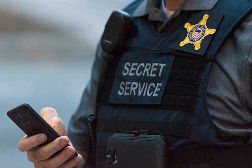 Secret Service Stock Photo - Download Image Now