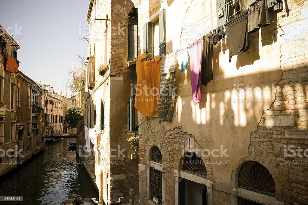 Secret Venice royalty-free stock photo