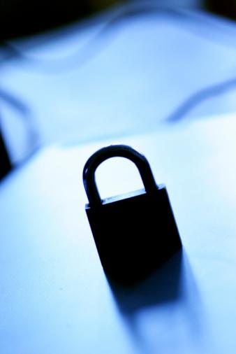 Foto de Sombra Trava De Segurança e mais fotos de stock de Caderno de Anotação
