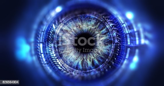 istock Security access  technology 826564904
