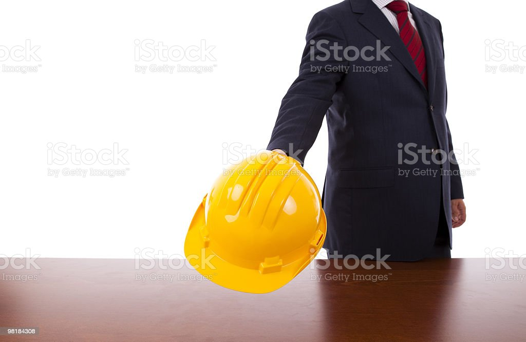 security at work royalty-free stock photo