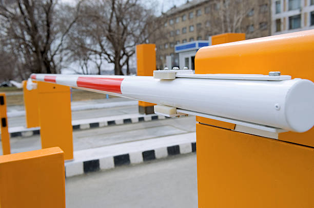 Security barrier Security barrier security barrier stock pictures, royalty-free photos & images