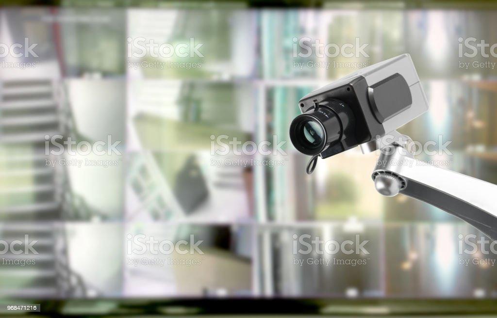 Überwachungskamera an Orten – Foto