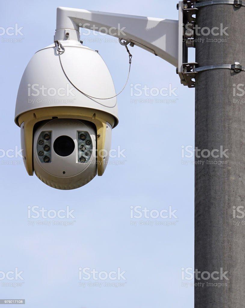 Caméra de sécurité pipe