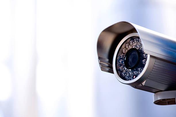 Überwachungskamera – Foto