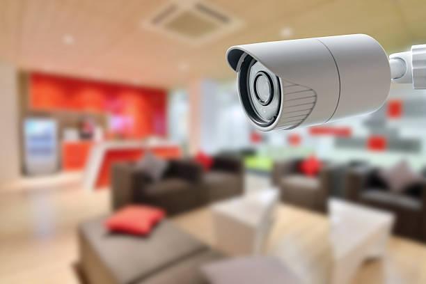 Videoüberwachung Sicherheit Kameras – Foto