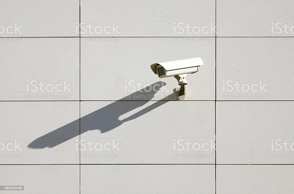 Câmera de Segurança - foto de acervo