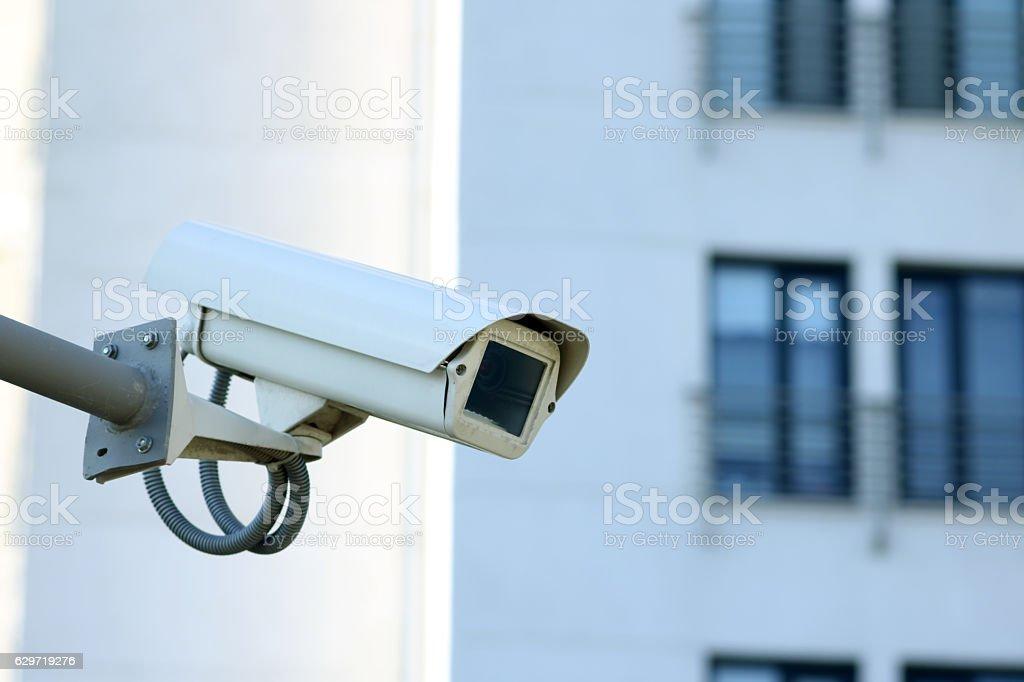 Caméra de surveillance  - Photo