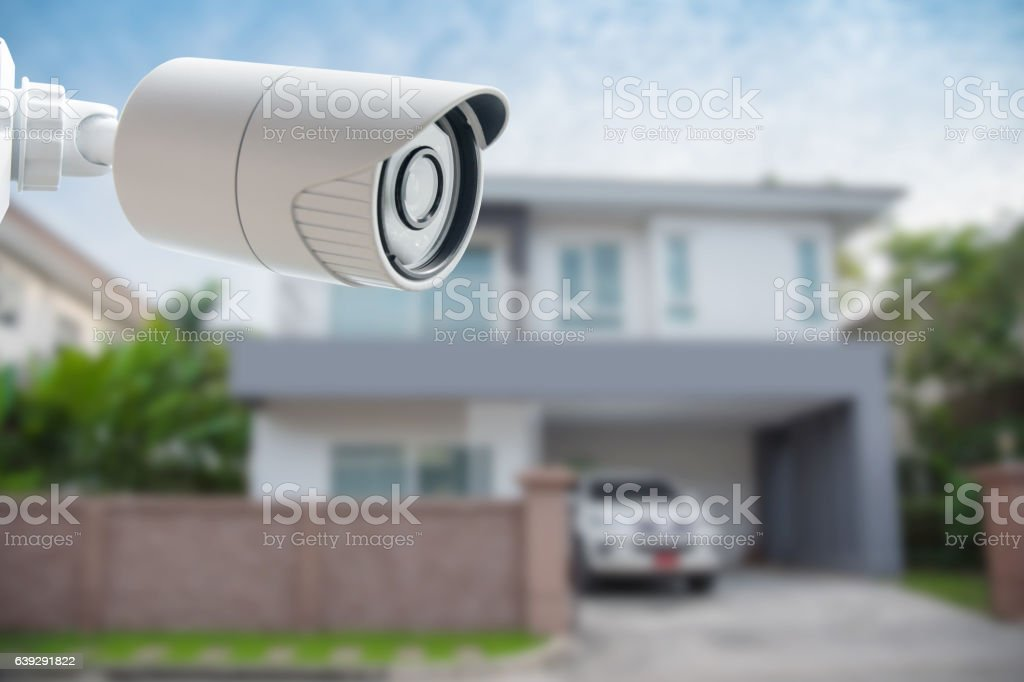 CCTV Security Camera​​​ foto