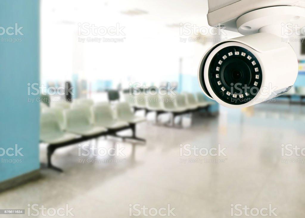 CCTV, security camera stock photo