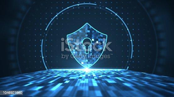 istock security concept. 1046921660