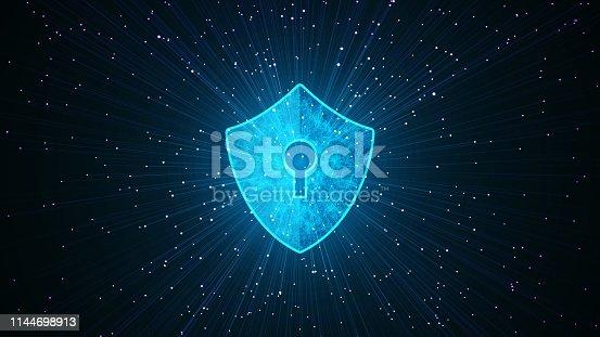 istock Security concept. 1144698913