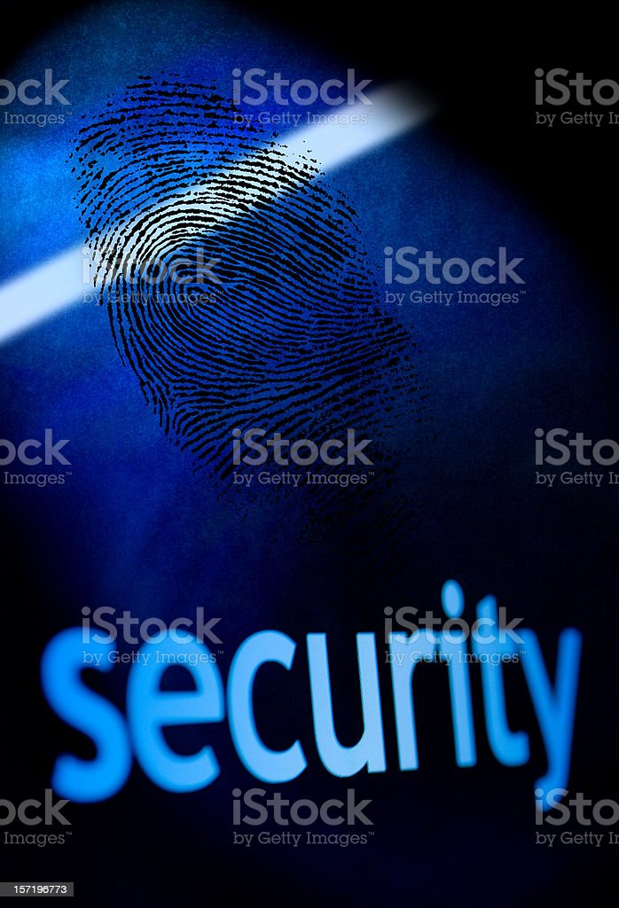 Security Concept stock photo