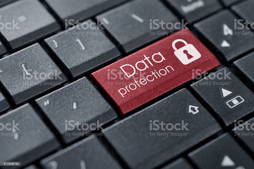 Security Concept. stock photo