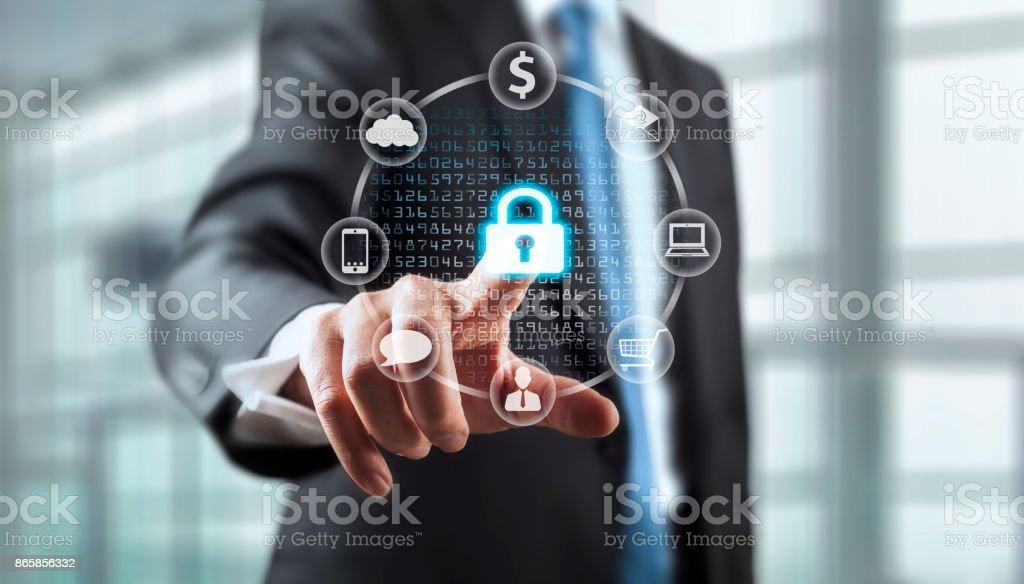Security-Konzept – Foto