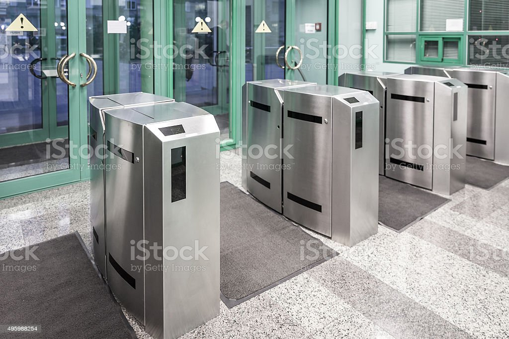 Security gateway stock photo