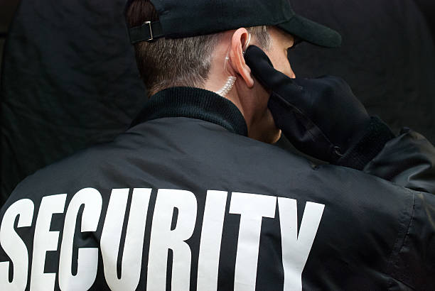 Best security guard stock photos pictures royalty free images istock - Security guard hd images ...