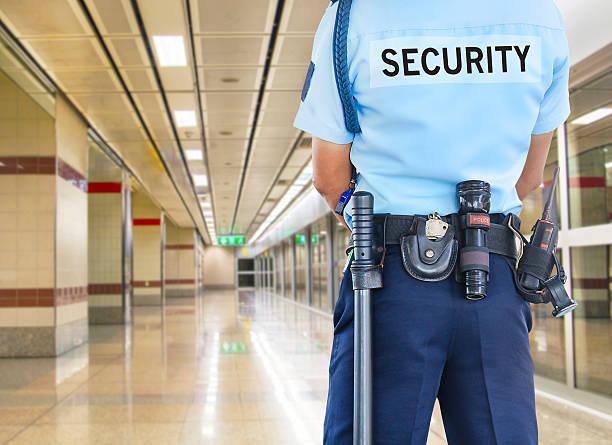 Security Wachmann – Foto