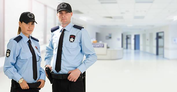 guardia di sicurezza - fare la guardia foto e immagini stock