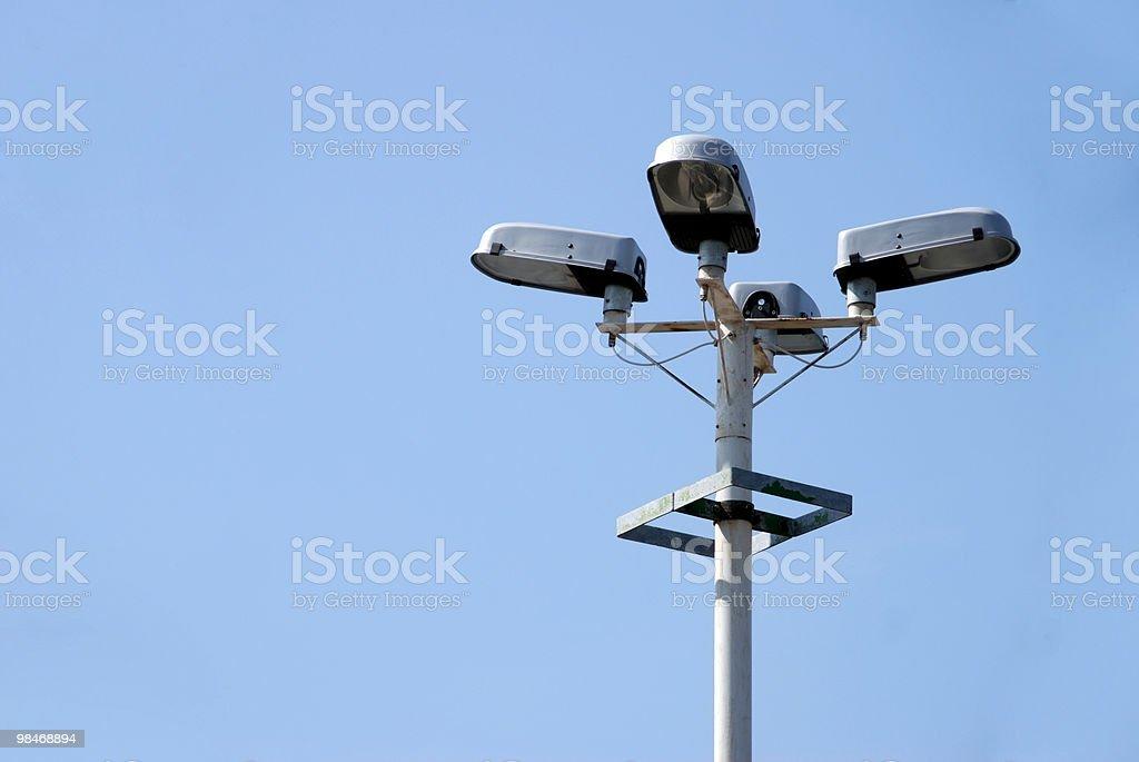 Security Lighting royalty-free stock photo