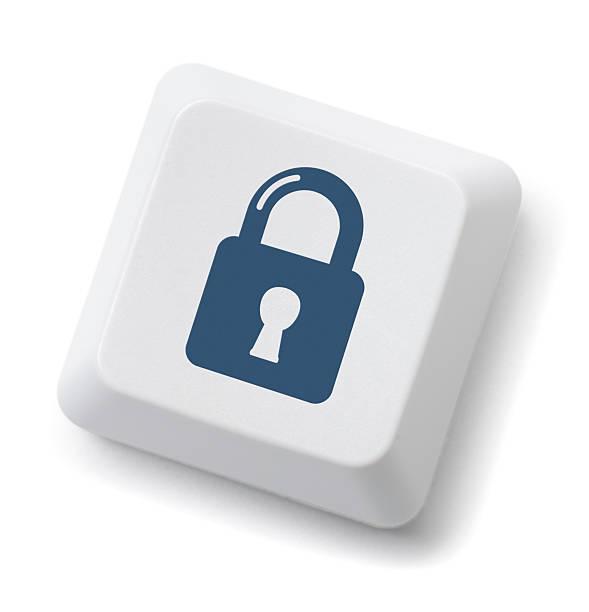 sicherheitssperre key - godfriededelman stock-fotos und bilder