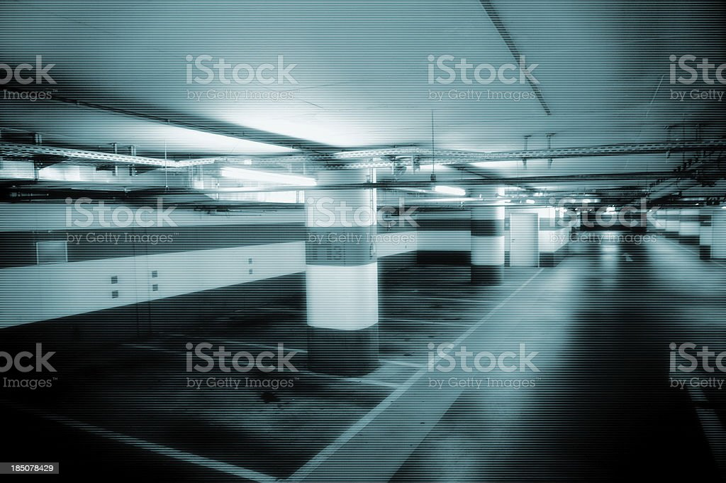 Security Monitor stock photo