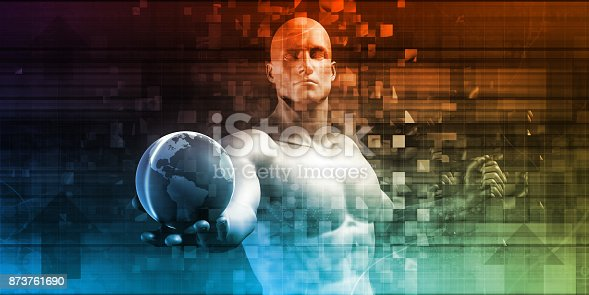 istock Security Network 873761690