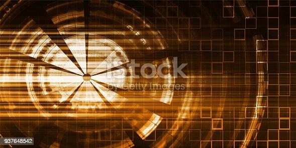 istock Security Network 937648542
