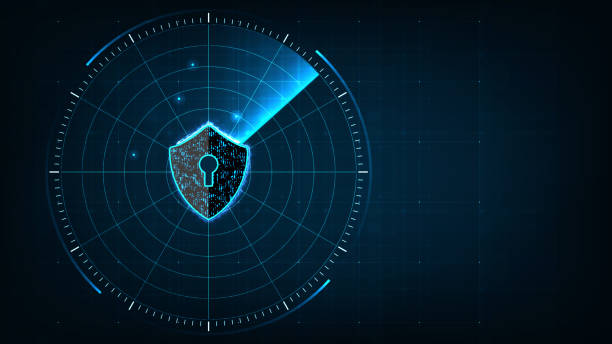 security. - radar foto e immagini stock
