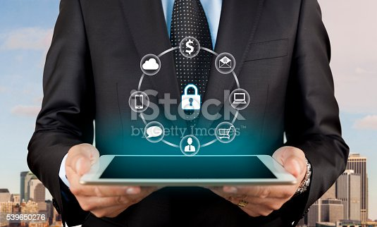 istock Security & privacy concept 539650276