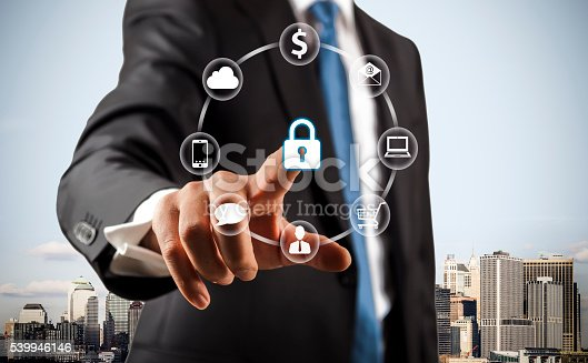 istock Security & privacy concept 539946146