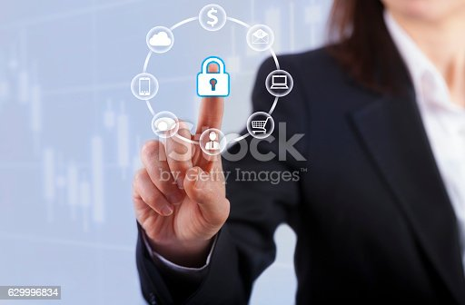 686620576 istock photo Security & privacy concept 629996834