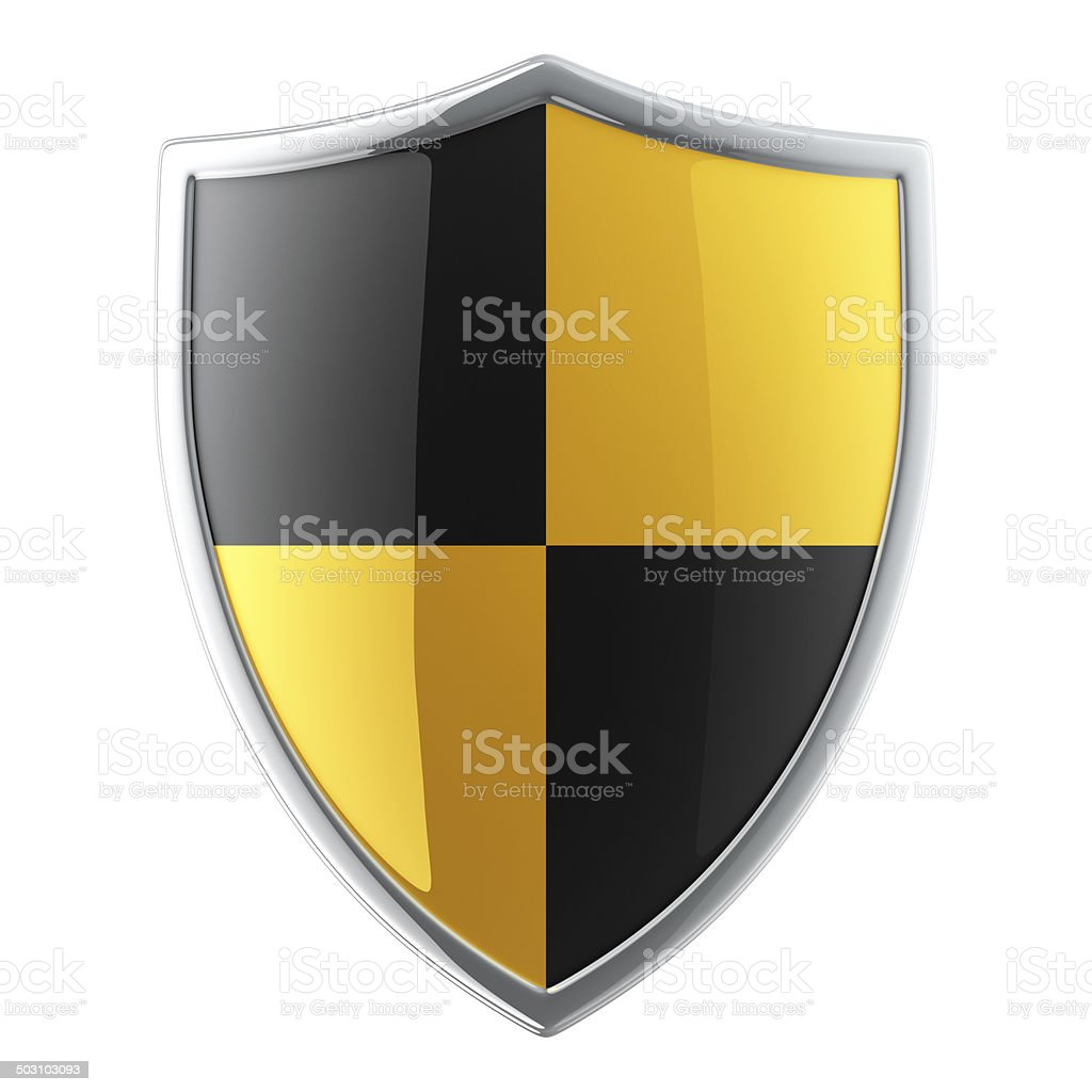 Security Shield royalty-free stock photo