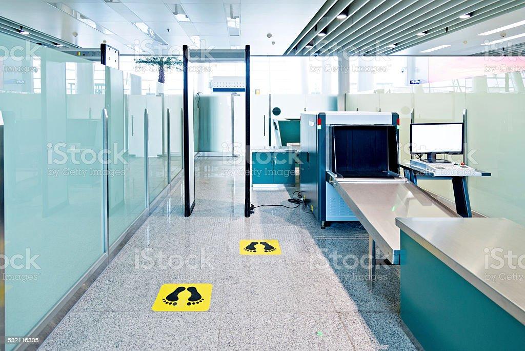 Sicherheit-station – Foto